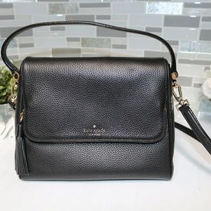 Kate spade cow leather bag